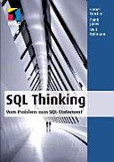 SQL thinking: vom Problem zum SQL-Statement