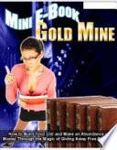 Mini E Book Gold Mine