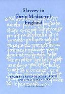 Pdf Slavery in Early Mediaeval England