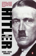 Hitler 1889-1936 Pdf/ePub eBook