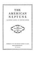 The American Neptune
