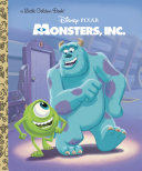 Monsters, Inc. Little Golden Book (Disney/Pixar Monsters, Inc.) Pdf
