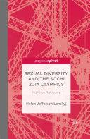 Sexual Diversity and the Sochi 2014 Olympics Pdf/ePub eBook
