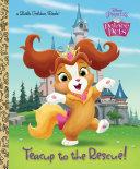Teacup to the Rescue! (Disney Princess: Palace Pets)
