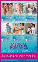 Medical Romance October 2016 Books 1 6