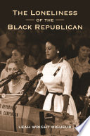 The Loneliness of the Black Republican
