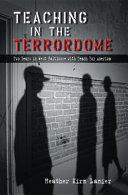 Teaching in the Terrordome Pdf/ePub eBook