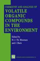Chemistry and Analysis of Volatile Organic Compounds in the Environment