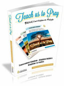 Teach Us to Pray Combined Student Personal Study Guide