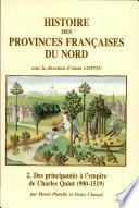 HISTOIRE DES PROVINCES