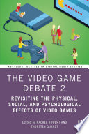 The Video Game Debate 2