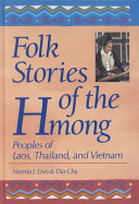 Folk Stories of the Hmong