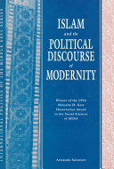 Islam And The Political Discourse Of Modernity