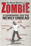 So Now You're a Zombie Pdf/ePub eBook