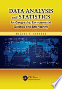 Data Analysis And Statistics For Geography Environmental Science And Engineering Book PDF