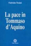 La pace in Tommaso d'Aquino