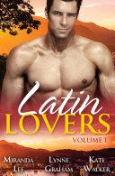 Latin Lovers: Volume 1 - 3 Book Box Set