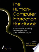 """""""The Human-Computer Interaction Handbook: Fundamentals, Evolving Technologies and Emerging Applications, Third Editiion"""" by Andrew Sears, Julie A. Jacko"""