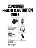 Consumer Health   Nutrition Index