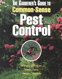 The Gardener s Guide to Common sense Pest Control