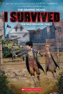 I Survived the Nazi Invasion, 1944 (I Survived Graphic Novel #3): A Graphix Book Pdf/ePub eBook