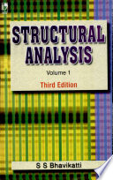 Structural Analysis Vol-1, 3E