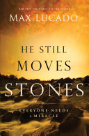 He Still Moves Stones Book