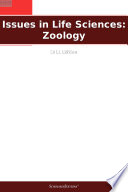 Issues in Life Sciences  Zoology  2011 Edition