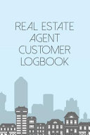 Real Estate Agent Customer Logbook