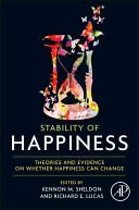 Stability of Happiness Book