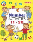 NUMBER ACTIVITIES 11 TO 20