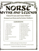 Usborne Illustrated Guide to Norse Myths and Legends