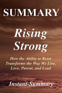 Summary   Rising Strong