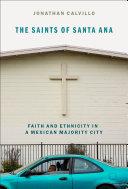 The Saints of Santa Ana [Pdf/ePub] eBook