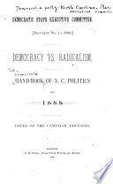 Democracy Vs. Radicalism