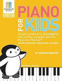 Piano for Kids Volume 2