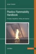 Plastics Flammability Handbook Book PDF