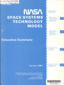 NASA Space Systems Technology Model