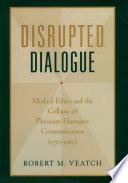 Disrupted Dialogue Book PDF