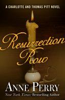 Resurrection Row Pdf/ePub eBook