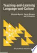 Teaching And Learning Language And Culture