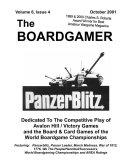 The Boardgamer Volume 6
