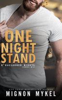 One Night Stand Book