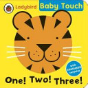 Baby Touch  One  Two  Three  Bath Book