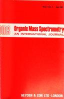 OMS  Organic Mass Spectrometry