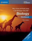 Cambridge IGCSE® Biology Workbook