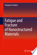 Fatigue and Fracture of Nanostructured Materials