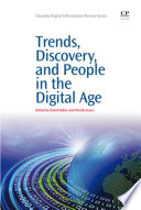 Trends  Discovery  and People in the Digital Age Book