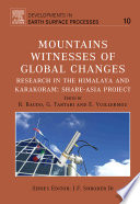 Mountains  Witnesses of Global Changes