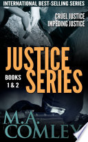 Justice Box Set books 1 & 2  : Fast paced thrillers